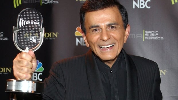 Legendary DJ Casey Kasem reportedly listened to old recordings of his radio show, American Top 40, as he received end-of-life care.