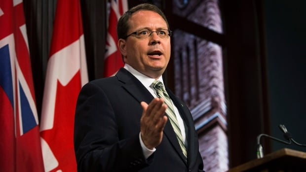 Green Party of Ontario Leader Mike Schreiner says his party would save the province more than a $1 billion a year by merging the province's public and Catholic school boards into one system.