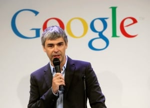 Google CEO-Throat Ailment