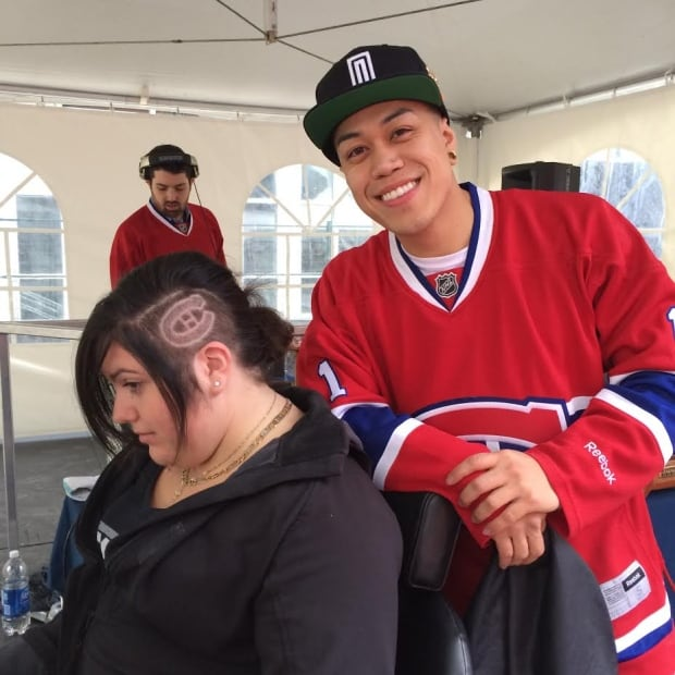 Notorious habs haircuts