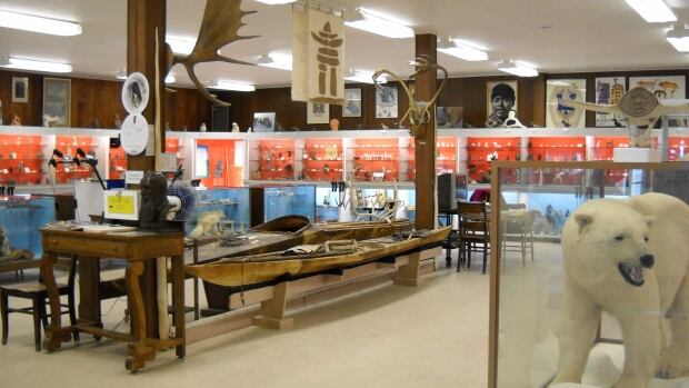 Churchill's Eskimo Museum was established 70 years ago by Catholic missionaries