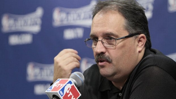 A person with knowledge of the details says Stan Van Gundy has agreed to a $35-million US, five-year contract to be the Detroit Pistons' coach and president of basketball operations.