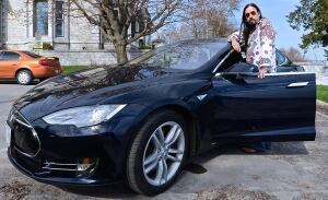Rob Baker's Tesla