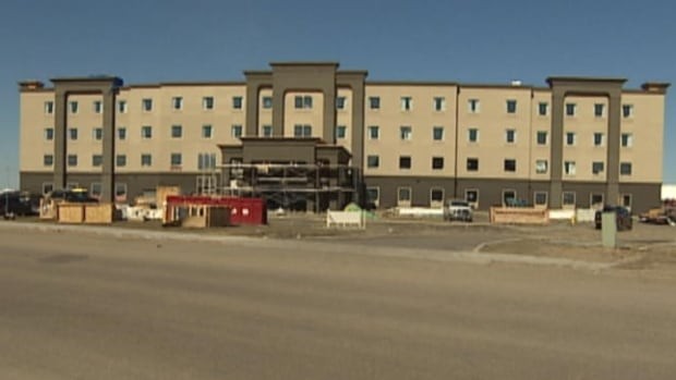 Western Star's newest hotel is being built in Regina, SK. According to its website, there are six other locations.