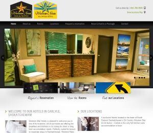 Western Star Inn website