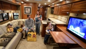 Younger RV Drivers