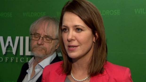 Wildrose leader Danielle Smith says her party was approached by a prominent member of Prentice's staff when he was a federal minister about a potential merger of the two parties.
