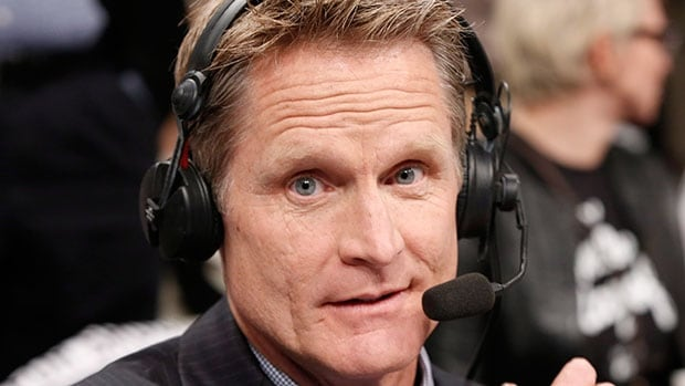 Former Chicago Bulls and San Antonio Spurs guard Steve Kerr has credited Phil Jackson and Tex Winter for most of his basketball knowledge.