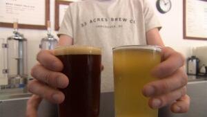 33 Acres, microbrewery beers