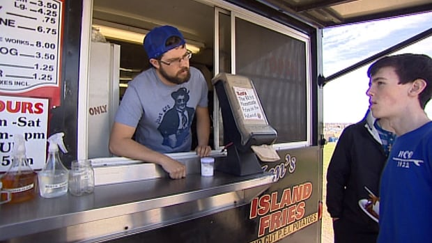 Ken's Island Fries was successful in getting a permit, and operates in the parking lot of the Charlottetown Canadian Tire.