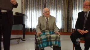 100-year-old grad