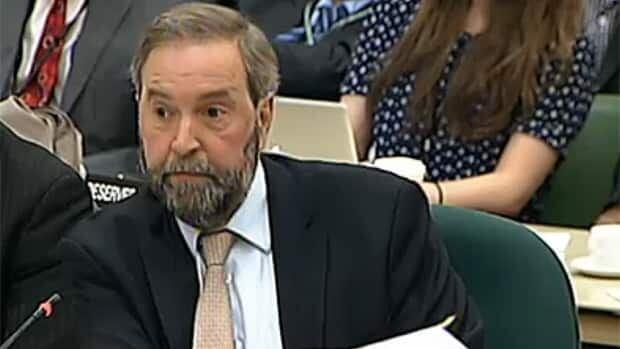 Mulcair testimony gets testy