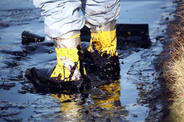 Los Angeles Oil Spill