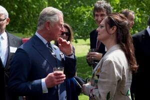 Britain Canada Royal Reception