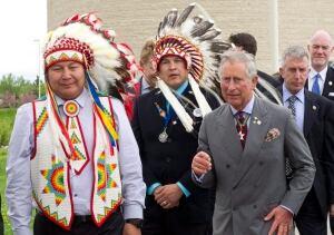 Royals Visit 20120523