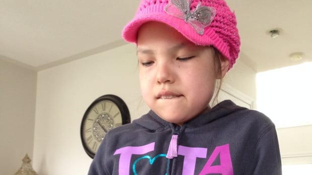 Makayla Sault, from New Credit First Nation in Ontario, was diagnosed with leukemia in January.