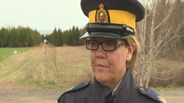Sgt. Leanne Butler of the RCMP said they cannot say yet how long the body had been there.