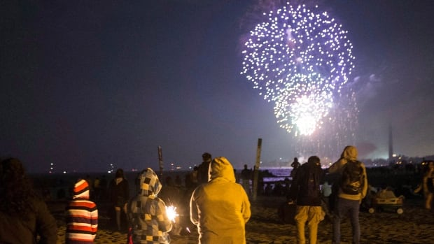 Victoria Day 2014 fireworks will be set-off at Ashbridges Bay Park at 10 p.m. on Monday, May 19.