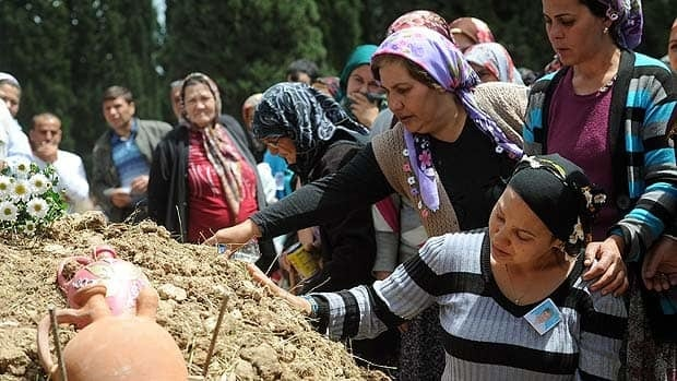 Turkey mourns miners