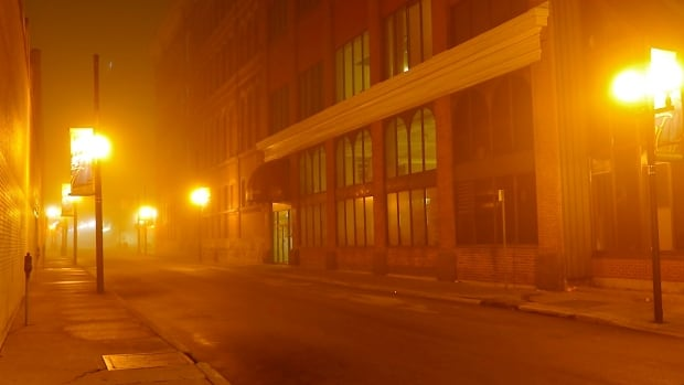 Herb Fodor's fog photo