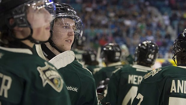 Chris Tierney and the host London Knights are back in the Memorial Cup for the third consecutive year.