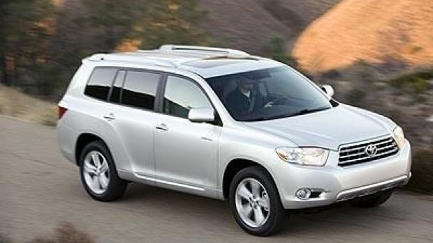 Police are looking for a stolen 2008 Silver Toyota Highlander