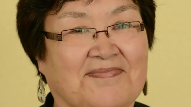 Rebecca Kudloo of Baker Lake, Nunavut is the president of Pauktuutit.