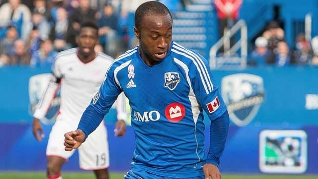 Denver native Collen Warner had been with Montreal since 2012.