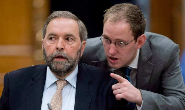 Tom Mulcair 20140515
