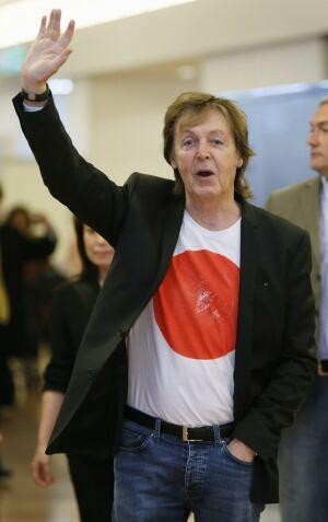 Japan Paul McCartney