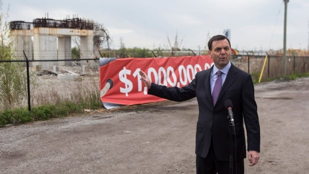 Ontario PC leader Tim Hudak pointed out that the total money lost on both plants – about $1.1 billion - would have hired 18,000 nurses or provided 247,727 seniors with home care.