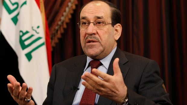 a coalition led by Nouri al-Maliki has emerged as the biggest winner in Iraq's April 30 parliamentary elections. Al-Maliki must now reach out to other blocs to try to cobble together a ruling coalition.