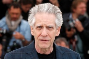 David Cronenberg Maps to the Stars Cannes May 19 2014