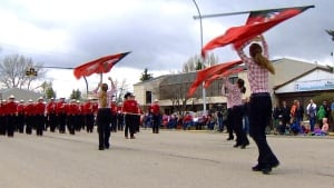 Little Britches Parade