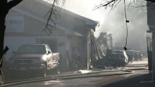 Auto World of Canada Ramsayville Road fire May 20 2014