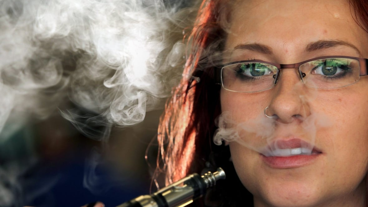 E cigarette study results