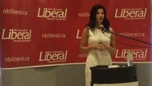 Stephanie Tomilson wins Rothesay nomination