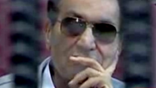 Hosni Mubarak, his interior minister and six other senior security officers are accused of ordering the killings of more than 800 protesters during an 18-day uprising in 2011.