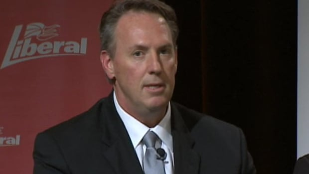 Paul Antle placed second in the Liberal leadership race in November 2013.