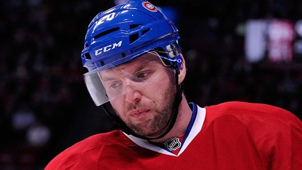 Thomas Vanek has been taking fewer shots on net, raising questions about his health.