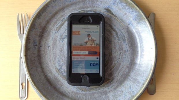ThisFish mobile site allows diners who scan a barcode served up with their seafood dish to trace the meal to the fisherman who made the catch.