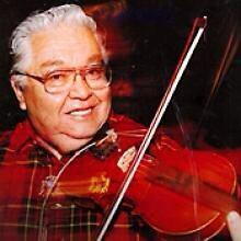 Mel Bedard, Métis fiddler