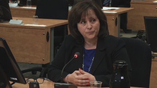 Immacalata Franco, assistant director of programs and services at the MUHC, said she wasn't asked to be on the second selection committee after she resisted pressure to choose the SNC-Lavalin project in the first tendering process.