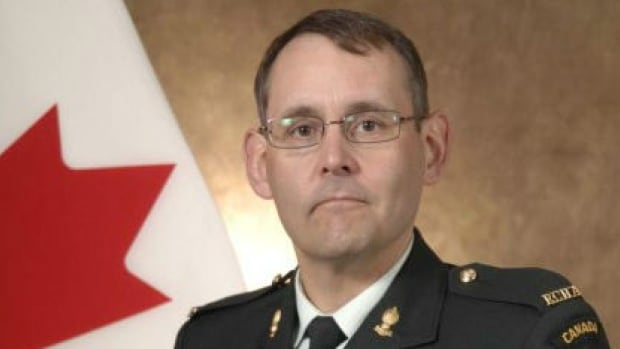 Lt.-Col. Dan Bobbitt was the commanding officer of the 2nd Regiment, Royal Canadian Horse Artillery based in Petawawa, Ont.