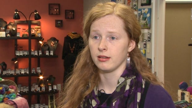 Carbonear artist Natalie Austin says finding a new home for the DozenOdd craft market was the realization of a dream.