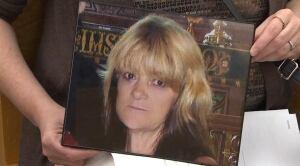 Veronica Doyle photo court Lee Doyle