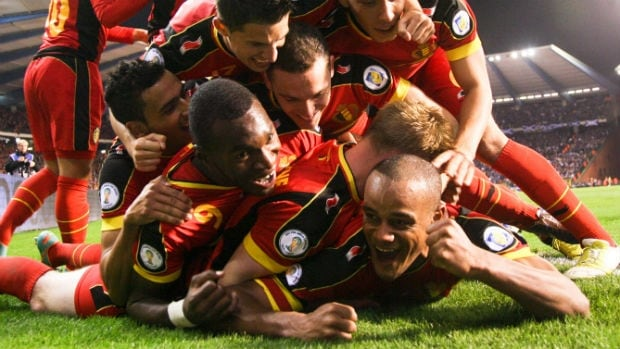 Not many sides can boast the amount of depth Belgium has on its roster.