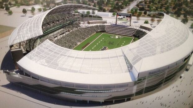 Regina's new football stadium is expected to be ready by June of 2017.