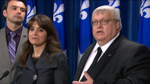 PQ MNA Véronique Hivon and Quebec Health Minister Gaétan Barrette say Bill 52 will be adopted before the end of June.