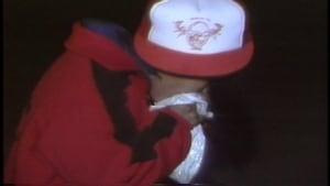 Gas-sniffing child in Davis Inlet, 1993